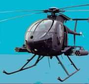 A Different MD530F Helicopter Image