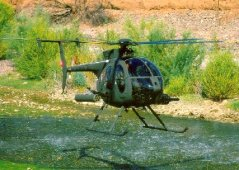 MD530F Helicopter Image
